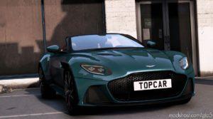 2019 Aston Martin DBS Superleggera Volante for Grand Theft Auto V