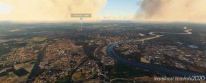 Chalon-Sur-Saône City, France V4.0 for Microsoft Flight Simulator 2020