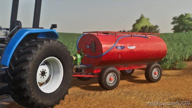 Lizard CTA 4500 for Farming Simulator 19