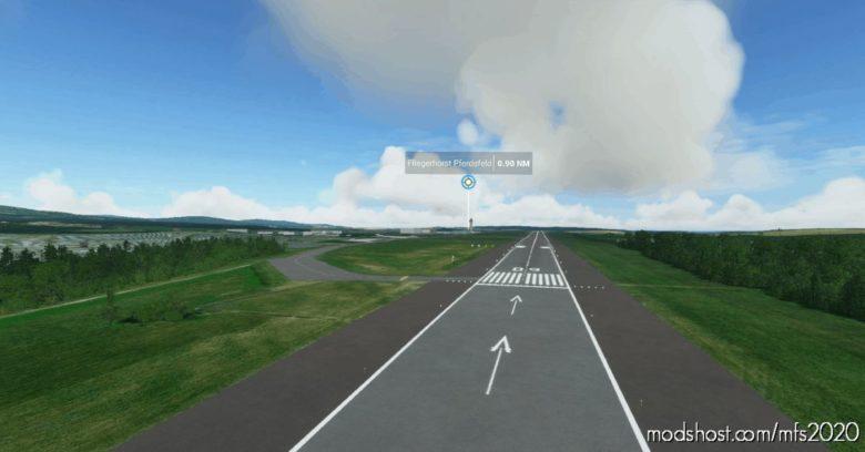 Missing Fliegerhorst/Airbase Pferdsfeld Etsp Airport for Microsoft Flight Simulator 2020