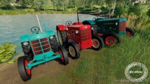 Hanomag R28 for Farming Simulator 19