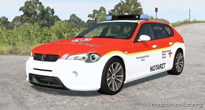 ETK 800-Series German Emergency V2.0 for BeamNG.drive
