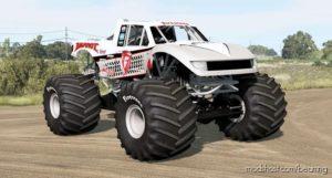 CRD Monster Truck V1.19 for BeamNG.drive
