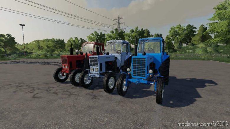 MTZ 80 for Farming Simulator 19