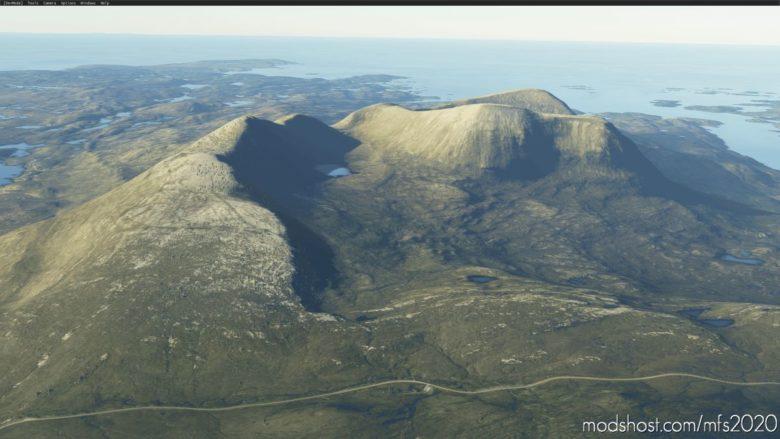 Scotland's North Coast 500 By AIR for Microsoft Flight Simulator 2020