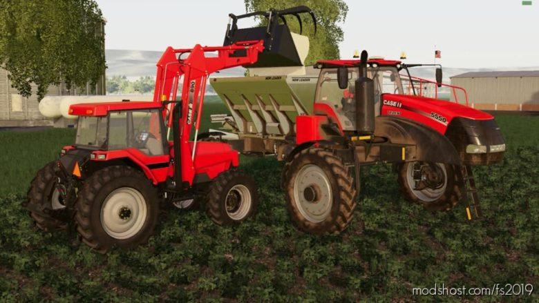 Case IH 890 Loader for Farming Simulator 19
