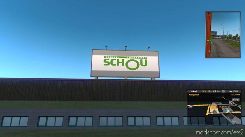 Real European Companies for Euro Truck Simulator 2