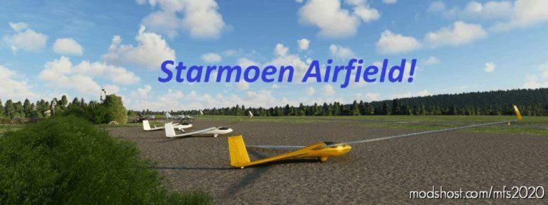 Starmoen Flyplass Ensm for Microsoft Flight Simulator 2020