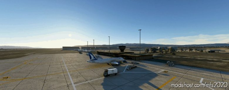 Ltfc Suleyman Demirel Airport, Isparta, Turkey V0.1.0 for Microsoft Flight Simulator 2020