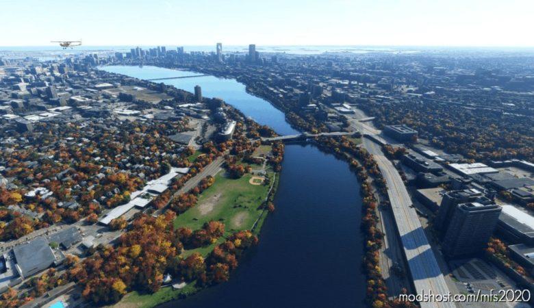 I-90 Coast-To-Coast Flight Plan for Microsoft Flight Simulator 2020