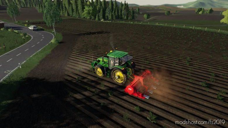 Grimme GF 90-4 V2.0 for Farming Simulator 19