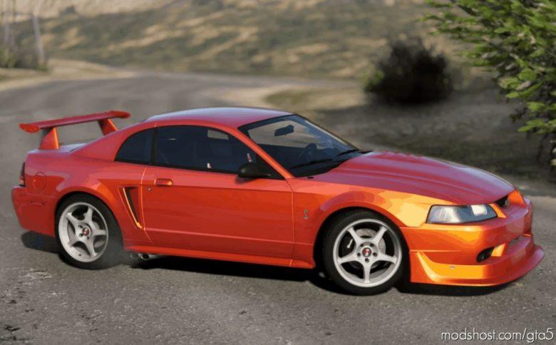 Ford Mustang SVT Cobra R 2000 V1.1 for Grand Theft Auto V