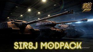 Sir8J's Modpack [1.11] for World of Tanks