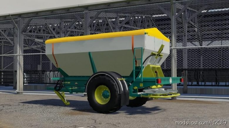 Lizard AD9 for Farming Simulator 19