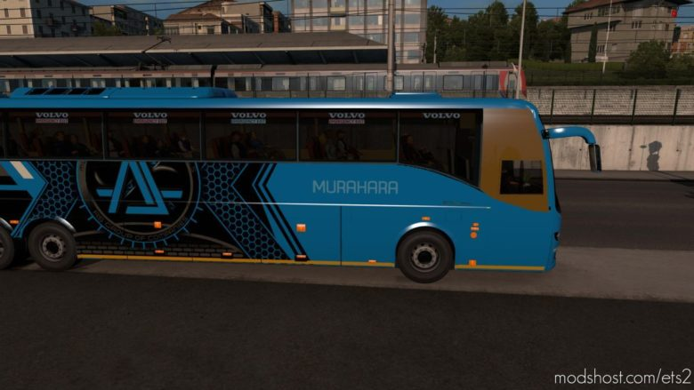 Volvo B9R [1.39] for Euro Truck Simulator 2