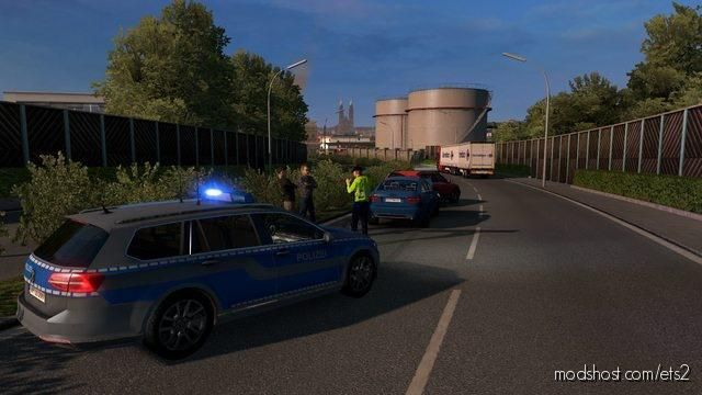 Daniels Random Events V1.3.2.1 for Euro Truck Simulator 2