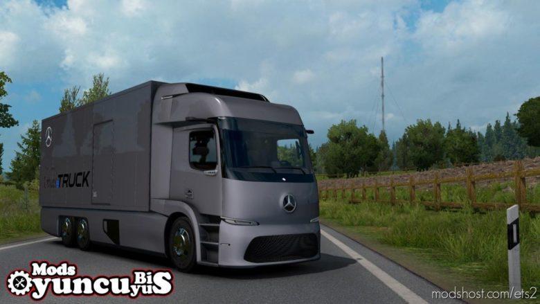 Mercedes Benz Urban-E Truck for Euro Truck Simulator 2