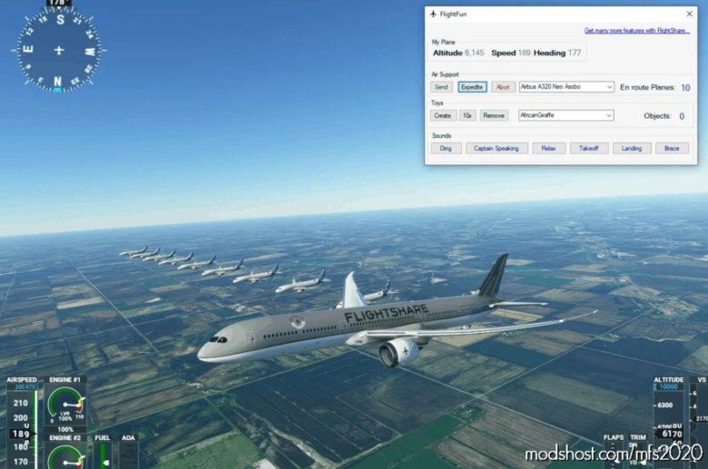Flightfun for Microsoft Flight Simulator 2020