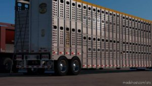Merritt Livestock Trailer [1.39.X] for American Truck Simulator