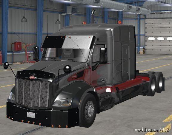 Peterbilt 579 Custom [1.39] for Euro Truck Simulator 2