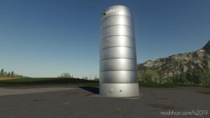 Liquid Chemical Tank For Manure System for Farming Simulator 19