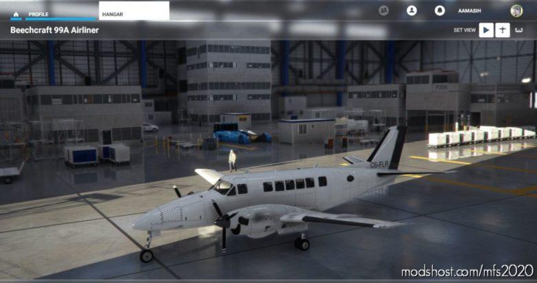Beechcraft Model 99 Livery Pack for Microsoft Flight Simulator 2020