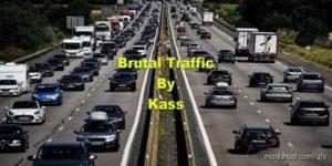 Brutal Traffic for American Truck Simulator