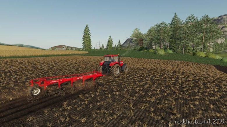 Case IH-720 Series for Farming Simulator 19