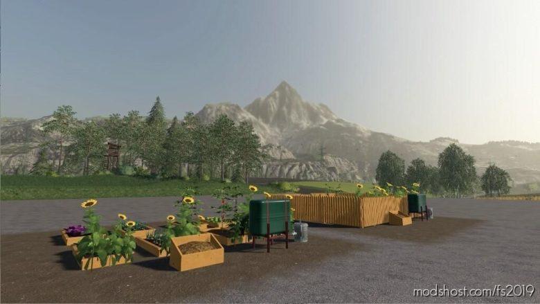 Vegetable Garden for Farming Simulator 19