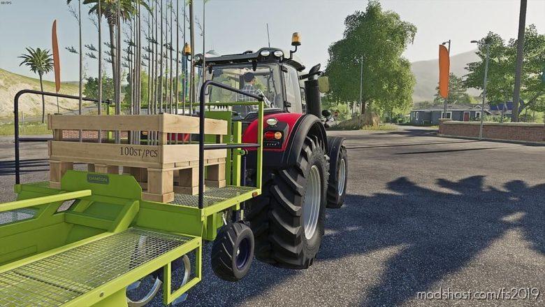 Saplings Extension for Farming Simulator 19