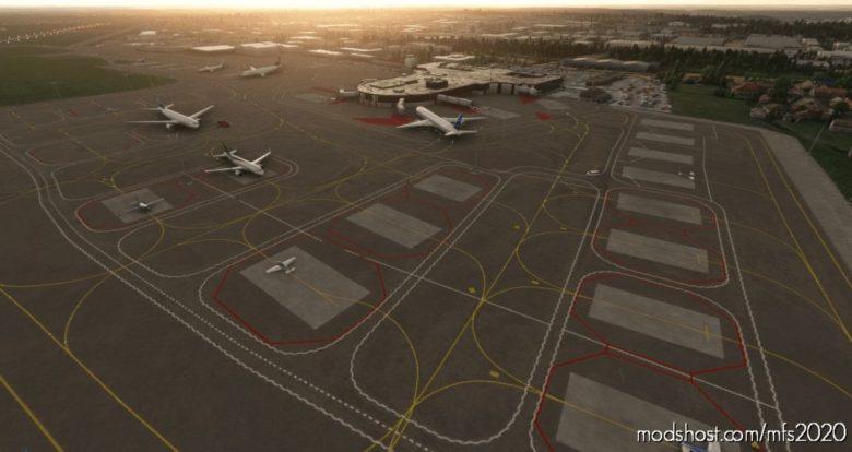 Vilnius International Airport (Eyvi) for Microsoft Flight Simulator 2020