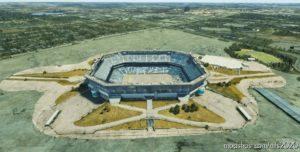 Pontiac Silverdome (Circa 2015?) for Microsoft Flight Simulator 2020
