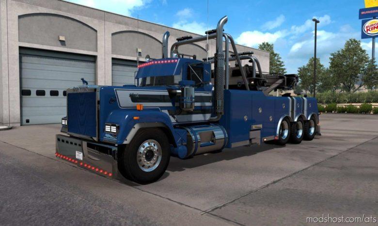 Mack Superliner Truck [1.39] for American Truck Simulator