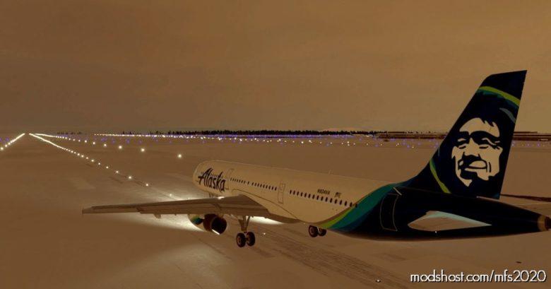Alaska Airlines [4K] for Microsoft Flight Simulator 2020