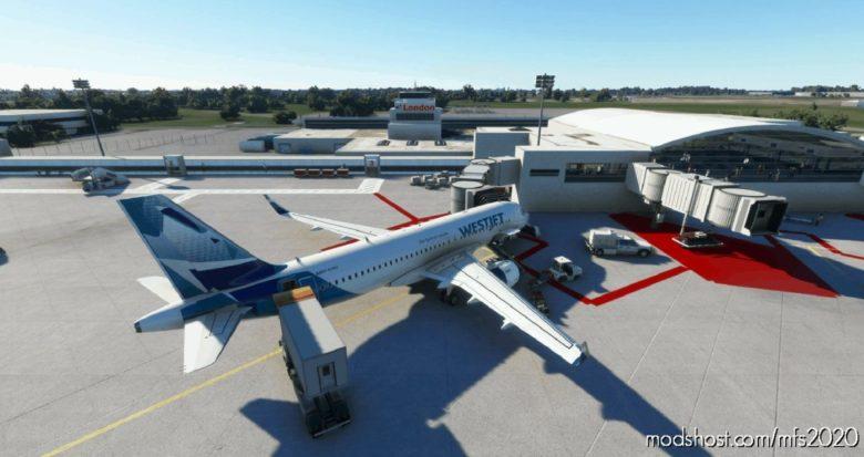 Cyxu London Ontario Intl. Airport for Microsoft Flight Simulator 2020