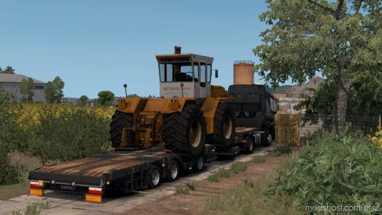 Meusburger Trailer [1.39] for Euro Truck Simulator 2