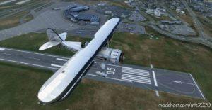 Waco YMF-5 Zk-Cfl for Microsoft Flight Simulator 2020