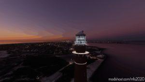 NEW Jersey's Barnegat Lighthouse V2.0 for Microsoft Flight Simulator 2020