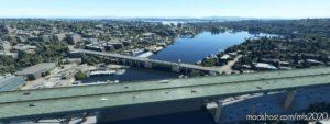 Seattle Bridges, Seattle WA USA for Microsoft Flight Simulator 2020