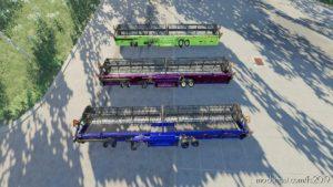 NEW Holland 3162 Draper 45FT for Farming Simulator 19
