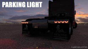 Custom Parts For Viper2's Peterbilt 389 [1.39.X] for American Truck Simulator