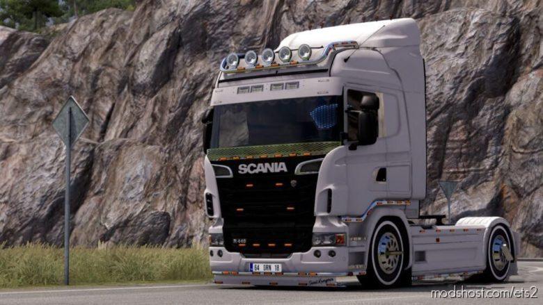 Scania R440 Turkish Edit [1.39.X] for Euro Truck Simulator 2