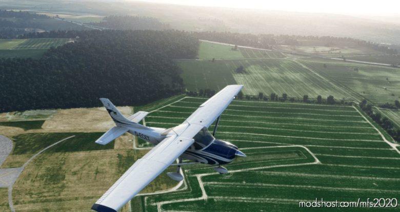 Carenado Cessna 182 Skylane D-Ecet for Microsoft Flight Simulator 2020