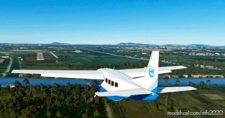 Avic Factory Livery for Microsoft Flight Simulator 2020