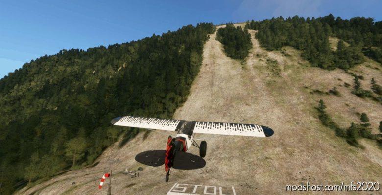 Rockfall LS60 Challenge Strip for Microsoft Flight Simulator 2020