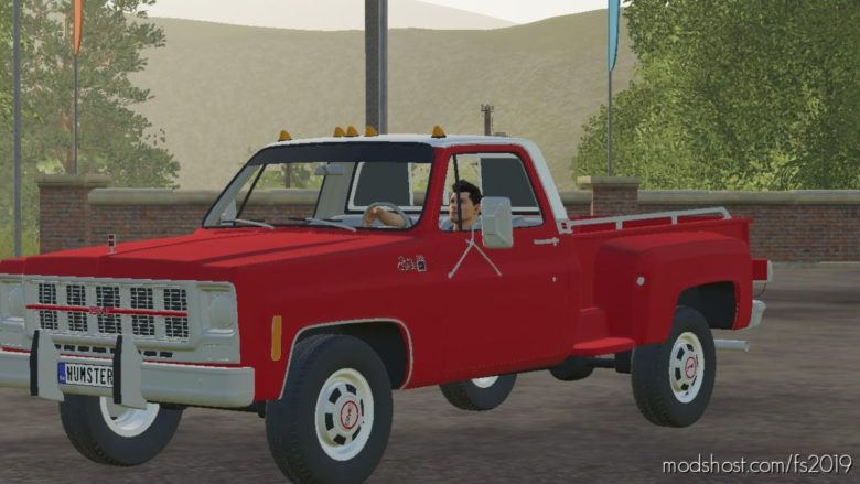 GMC Grande for Farming Simulator 19