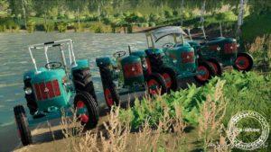 Hanomag Brillant 600 for Farming Simulator 19