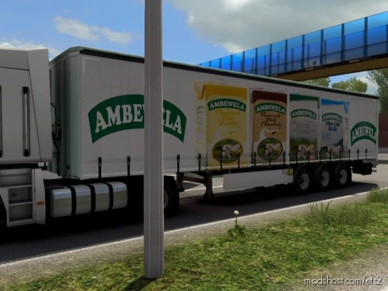SRI Lankan AI Traffic Mod [1.39] for Euro Truck Simulator 2