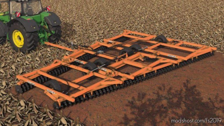 Lizard Snpc 108 Disk for Farming Simulator 19