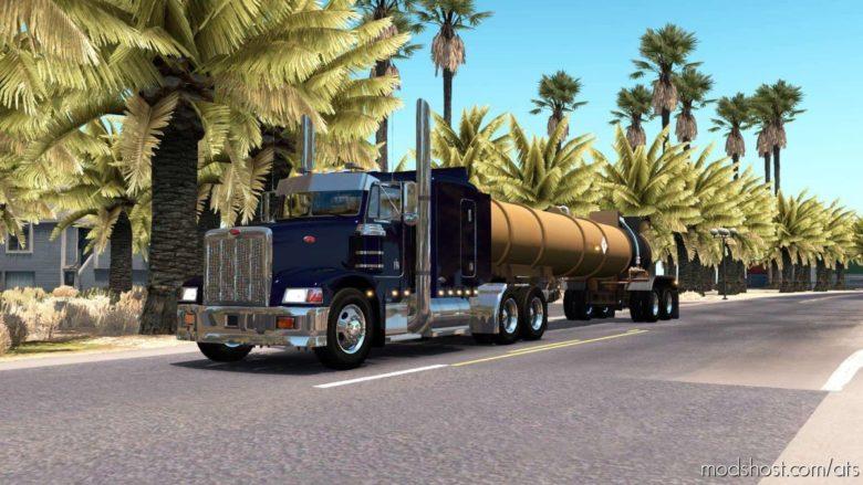 Lubbock Tanker1970 Ownable [1.39] for American Truck Simulator